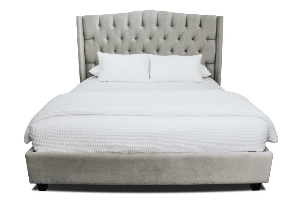 Beachcomber Bed Custom Upholstered King Queen Double Single 1