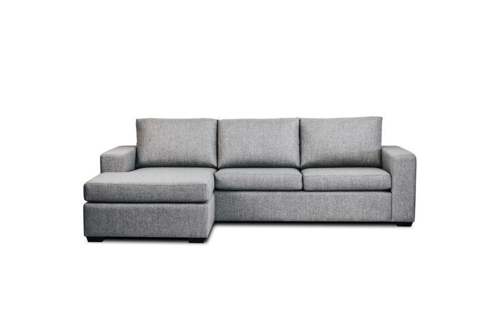 Zena 3 Seater Sofa Lounge Custom Upholstered Designer Fabric 1