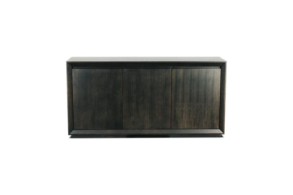 Austin TV Entertainment Unit Storage Custom Size Timber 1