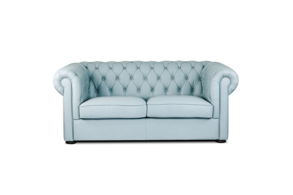 Bently Leather Sofa Lounge Custom Designer Fabric 1a