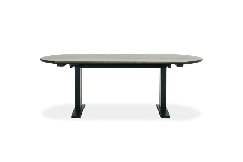 Oval Dining Table Custom Size Tasmanian Oak Timber 1