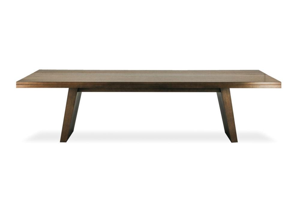 Paris Dining Table Custom Size Tasmanian Oak Timber 1