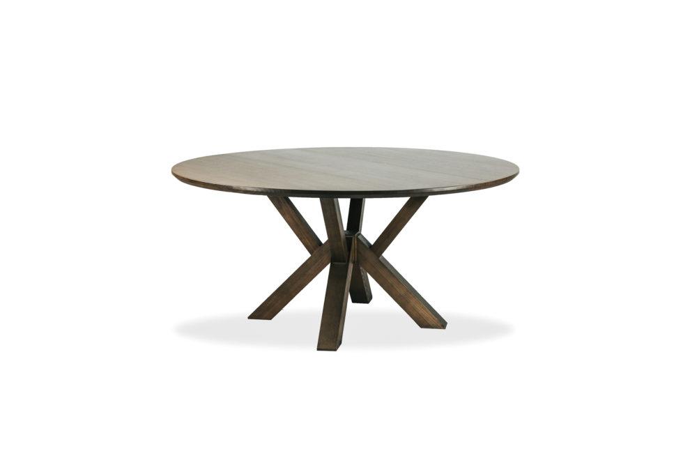 Star Round Dining Table Custom Size Tasmanian Oak Timber 1