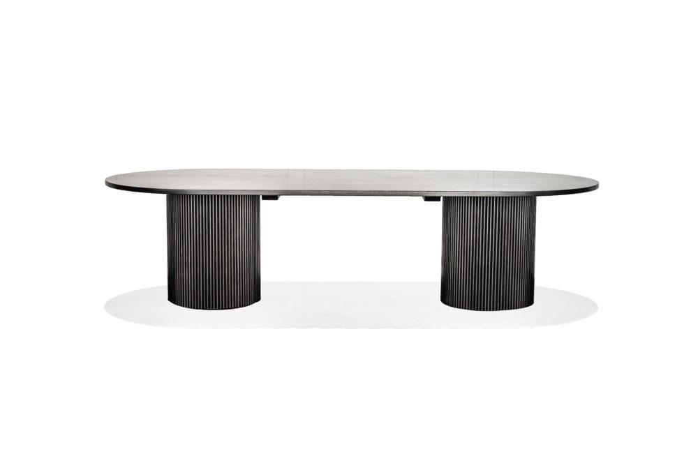 Amsterdam Oval Tasmanian Oak Dining Table 1