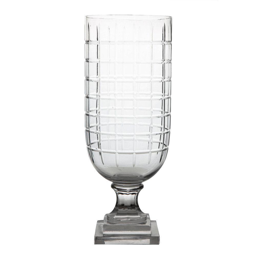 Angela Glass Vase Large Accessories Homeware 1