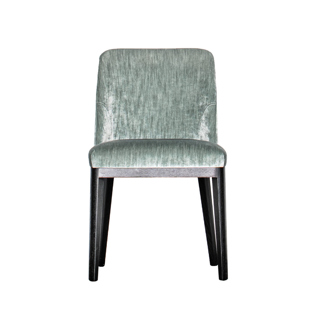 Aria Dining Chair Upholstered Custom 1