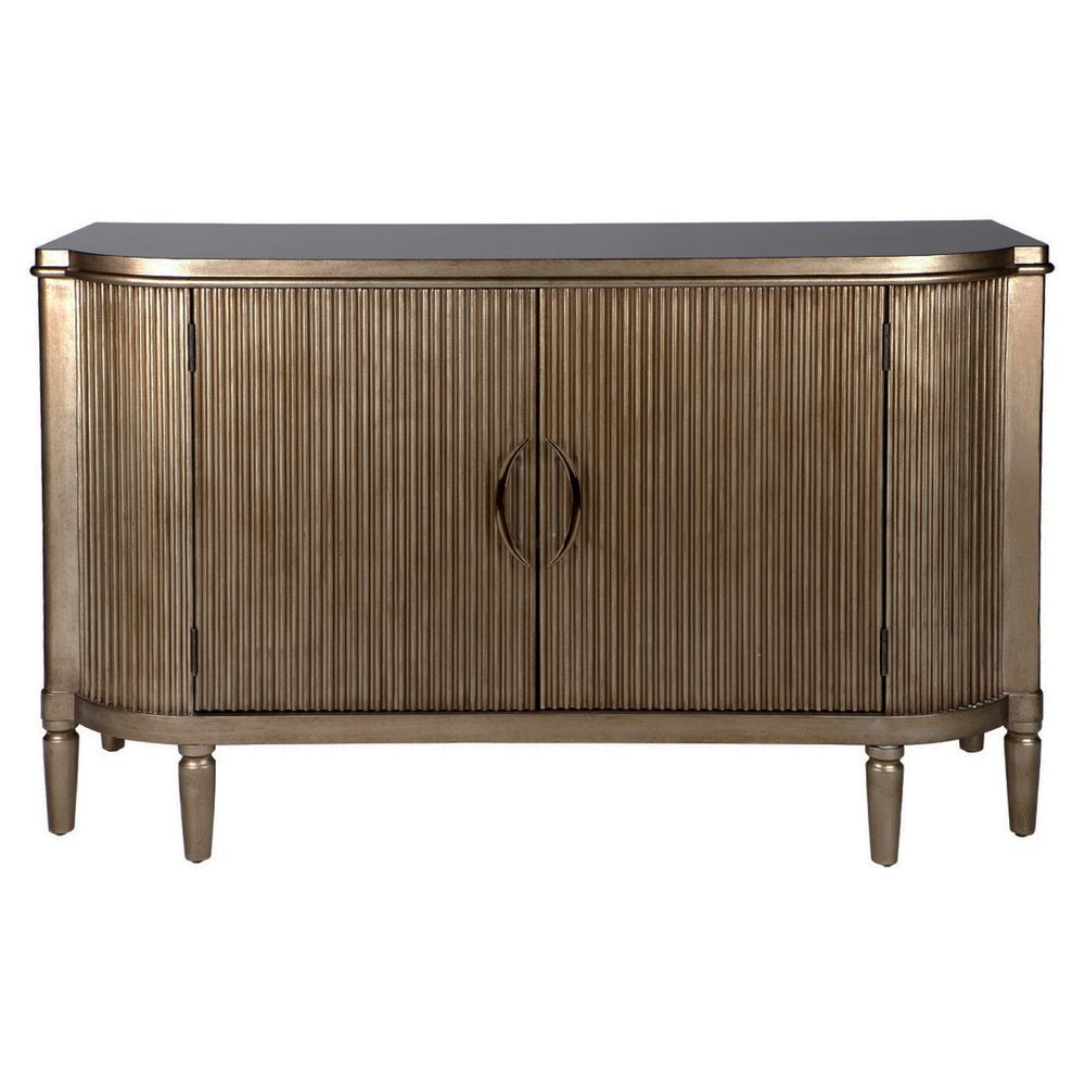 Ariana Buffet Gold Dining Living Room Storage 1