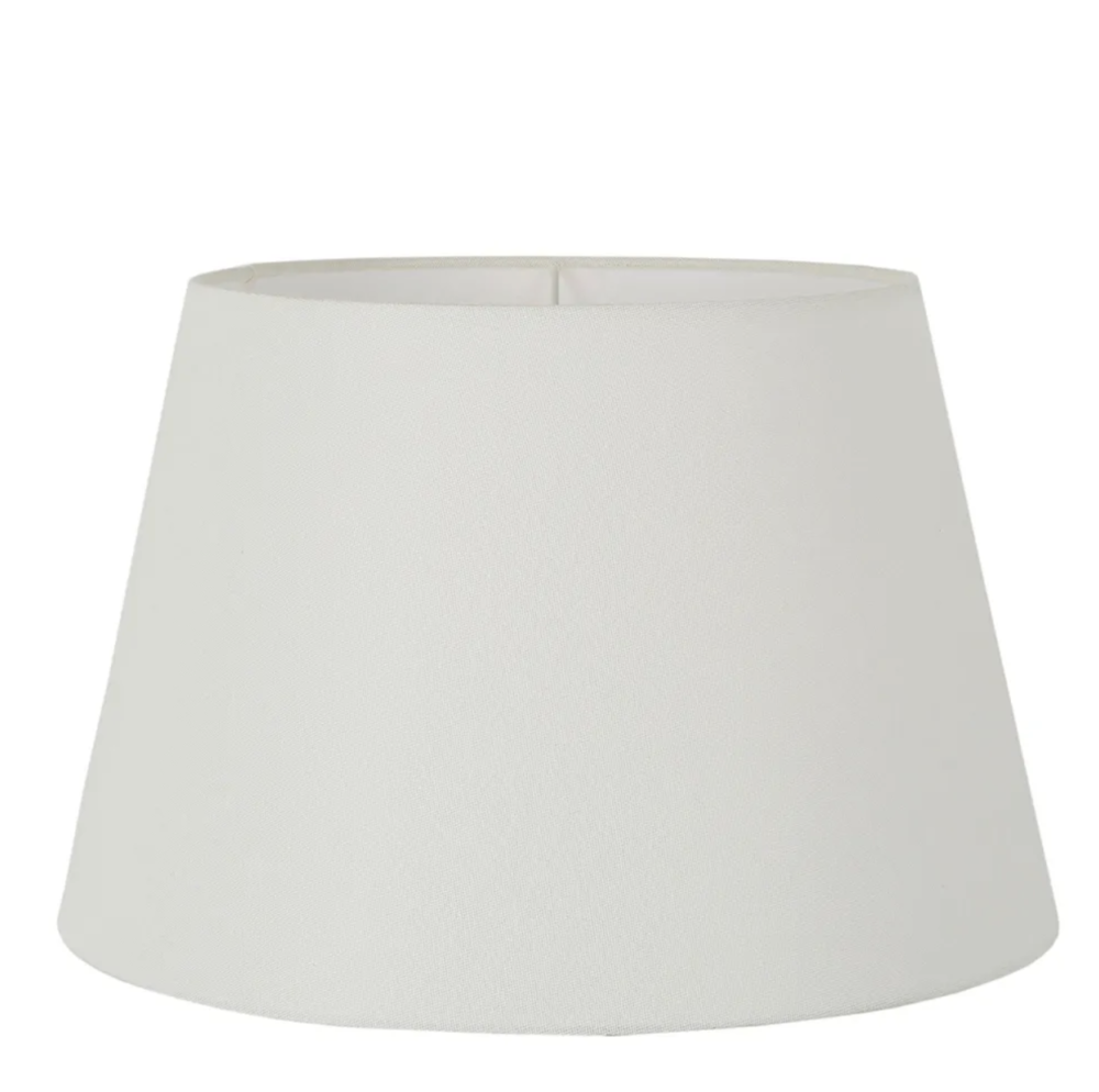 Linen Lamp Shade Lighting 2